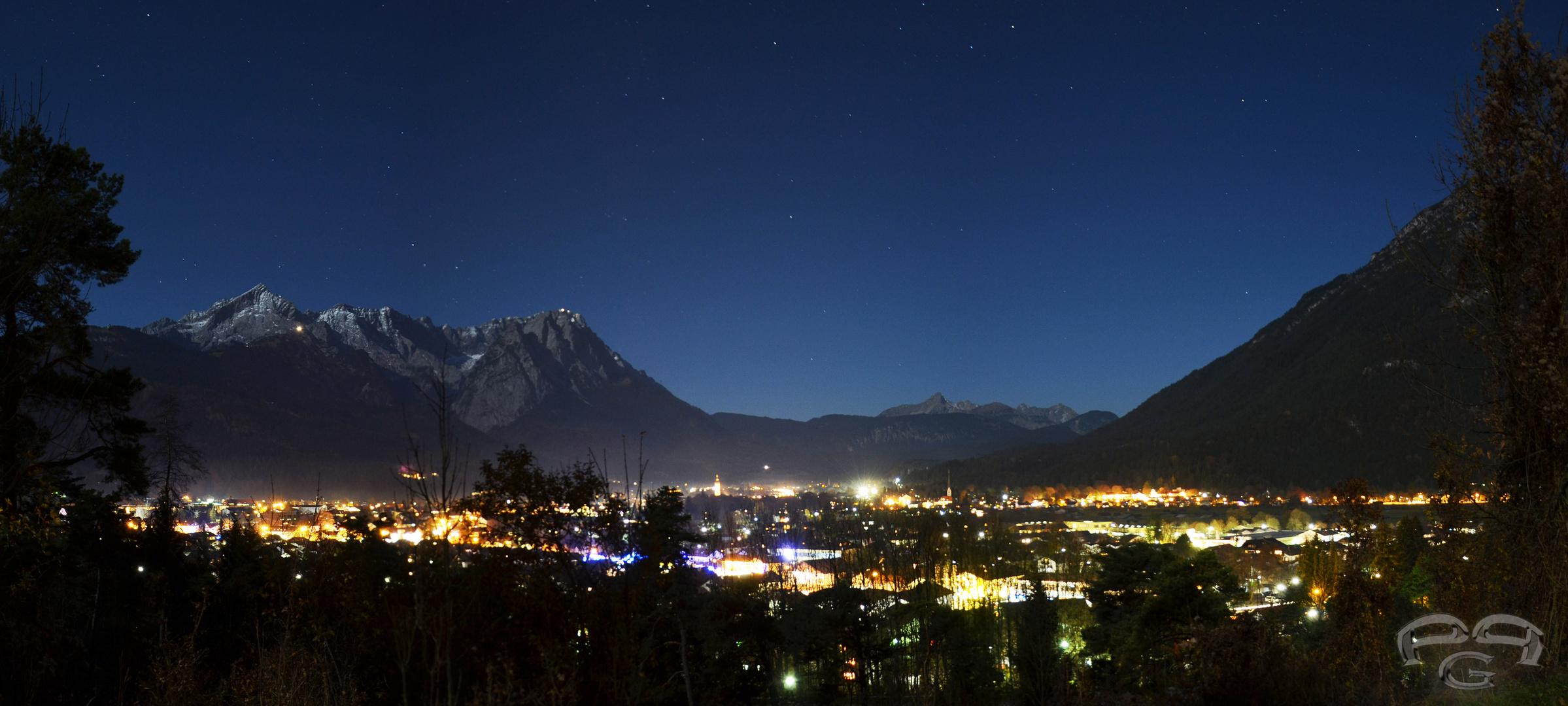 Garmisch- Partenkirchen
