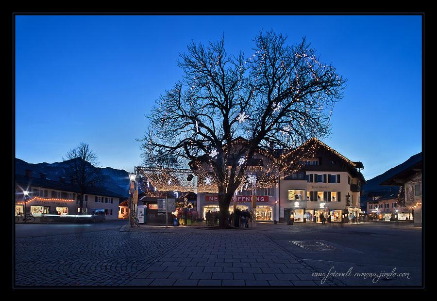 Garmischer Glühweinhütte