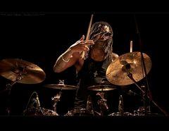 Garry Sullivan - drums