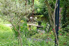 Garten a la france