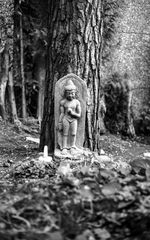 Garten-Buddha