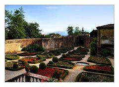 Garten der Villa Torrigiani