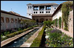 Garten in der Alhambra (2)