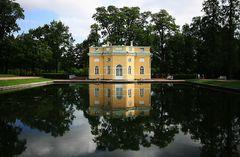 Gartenanlage des Katharinenpalasts