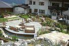 Gartenanlage l Schlosshotel Fiss