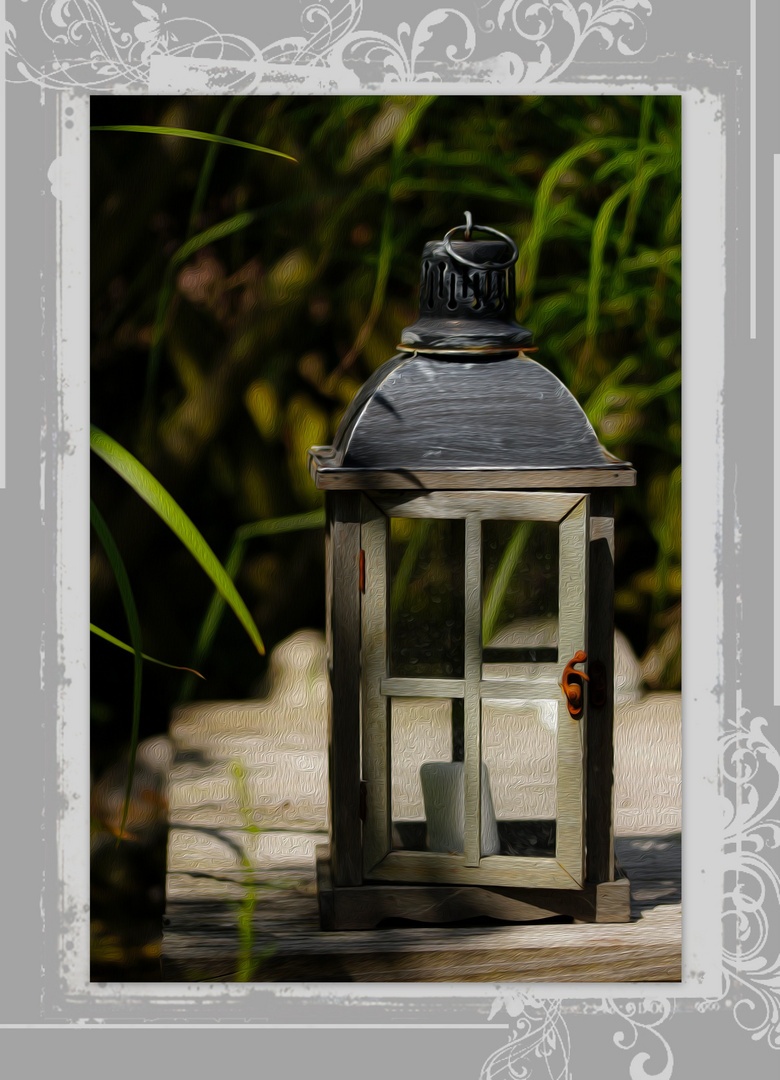Gartendeko Foto Bild Lampen Und Leuchten Alltagsdesign