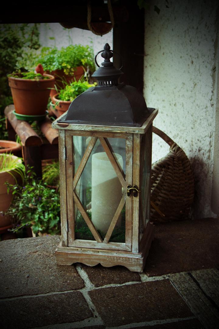 Gartendeko Foto Bild Lampen Und Leuchten Alltagsdesign Laterne