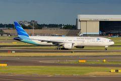 Garuda Indonesia Boeing 777-300ER PK-GIF