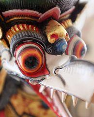 Garuda: lädierte Nase