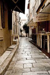 Gasse im St.Tropez