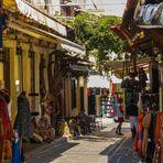 Gasse in Rhodos - Stadt