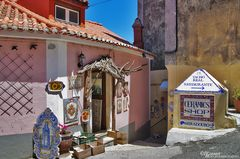 Gasse in Sintra