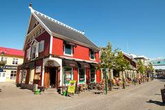 Gasthaus in Reykjavik