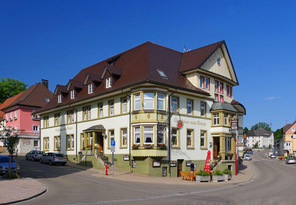 """"""" Gasthaus Kranz Bonndorf """""""