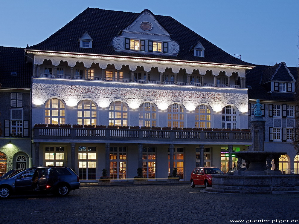 Gasthaus Margarethenhöhe in Essen