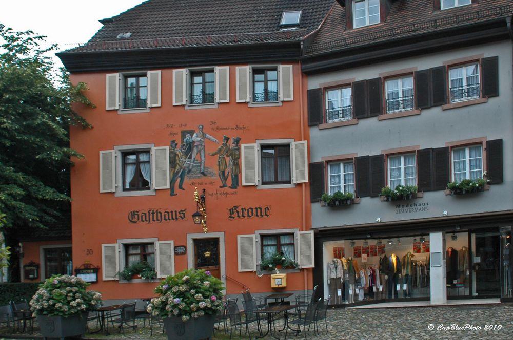 Gasthaus zur Krone in Staufen im Breisgau