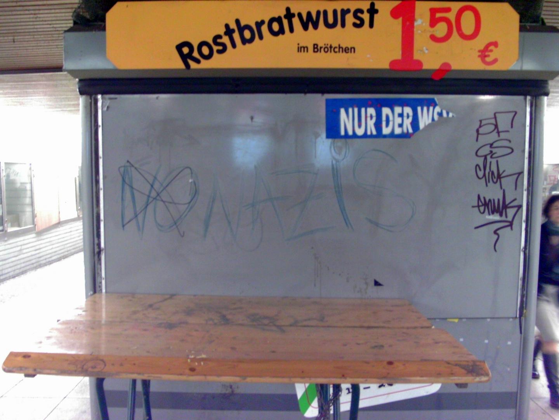 Gastlichkeit bei der Deutschen Bahn - Wuppertal Hbf