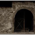 gate into a unknown future