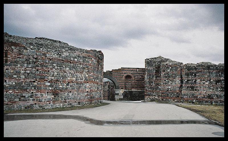 Gate Of FELIX ROMULIANA