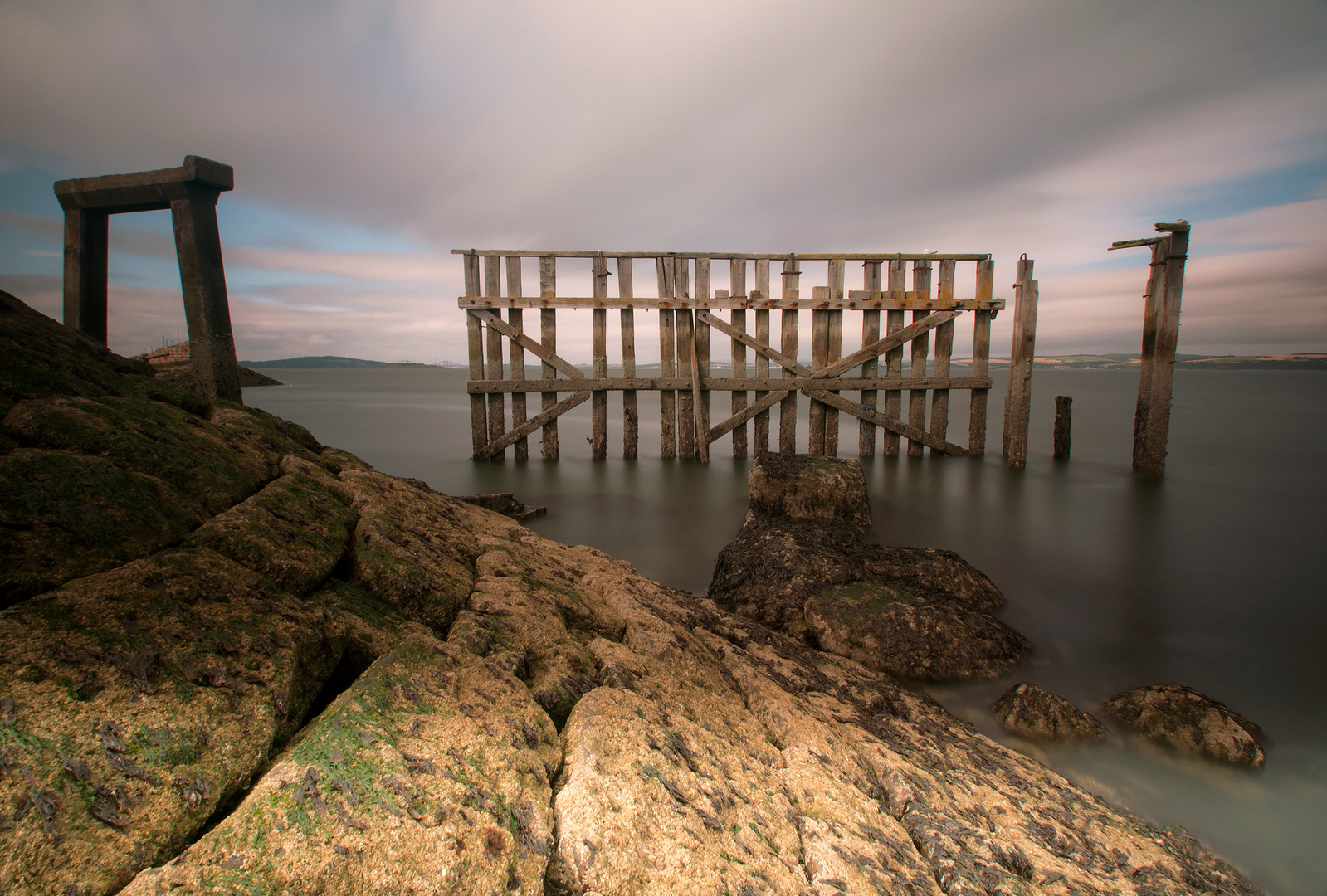 gate of sea
