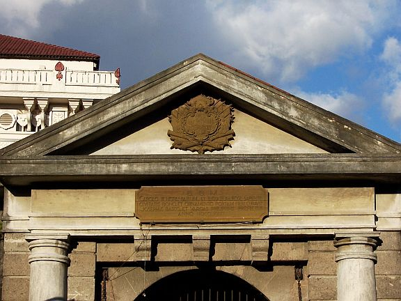 Gateway to the Old City of Manila - Intramuros
