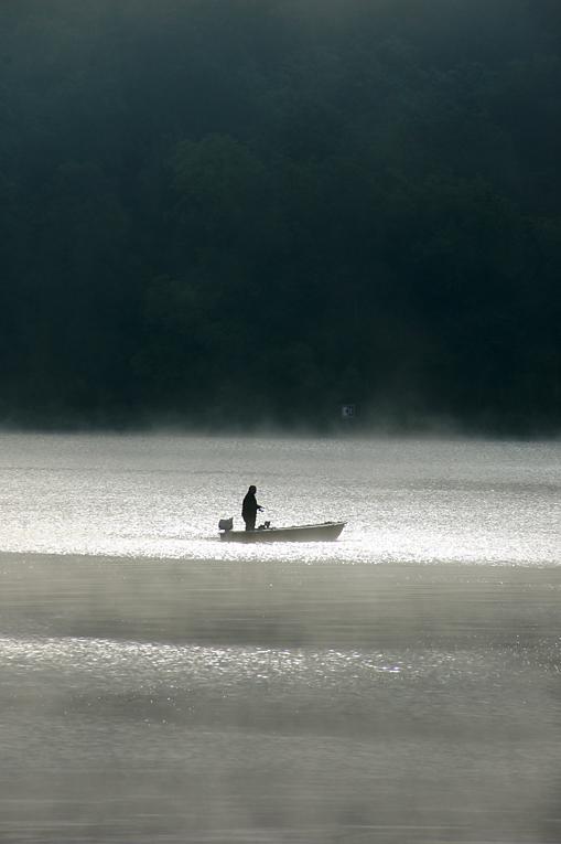 Gatow und Sacrow im Nebel, 03.09,19 – 06