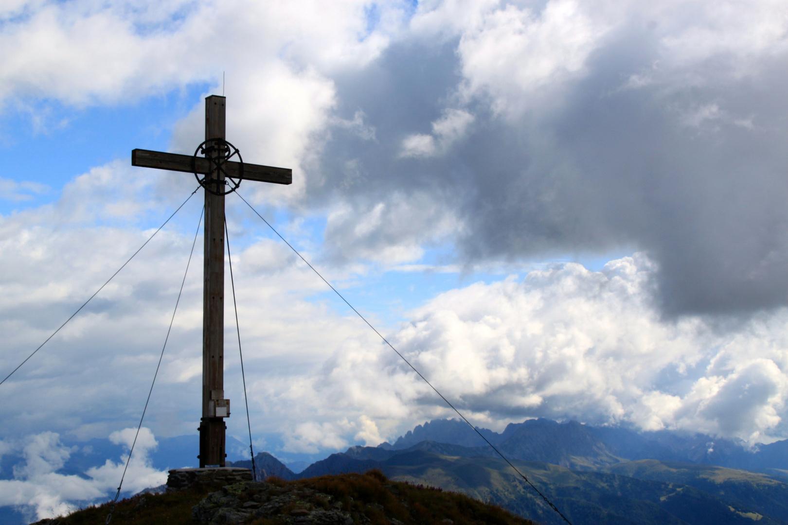 Gatterspitze 2430m