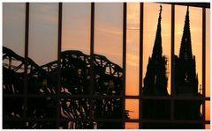 Gaudi grüßt Köln...