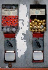 Gaugummiautomaten