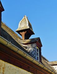 Gaupe und Glockentürmchen