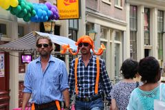 Gay Day in Amsterdam (unbearbeitet)