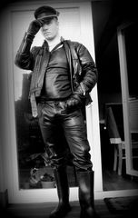 gay in Leather