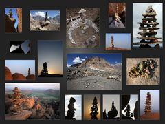 Gaya Power - a world wide network of stone art