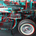 Gaylord Gladiator -1957 / 3 D Anaglyphe