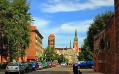 Gdansk - banlieue