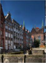 ... Gdansk ... Hansehäuser ...