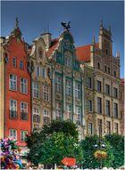 ... Gdansk ... Hansehäuser 2 ...
