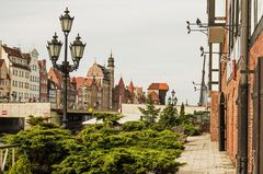 Gdansk - Sternwarte - Krantor - Speicherinsel