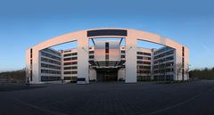 Gebäude der Mercedes-Benz-Bank Stuttgart #2
