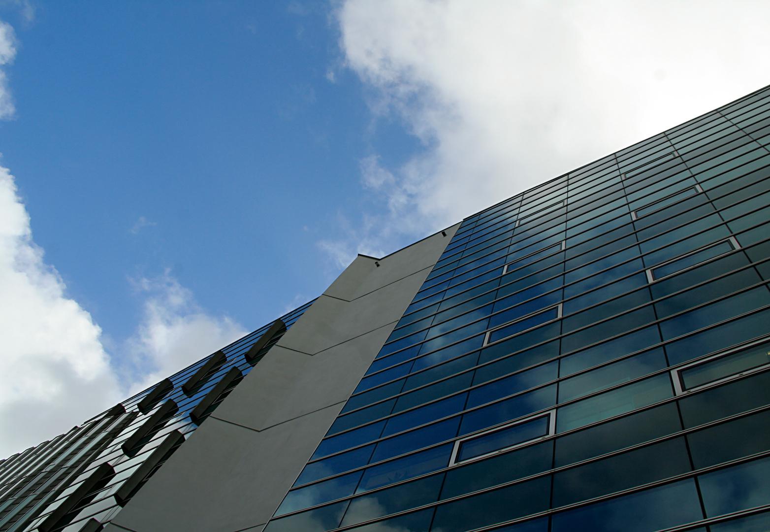 Gebäude in Amsterdam