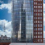 Gebäude-Spiegelung