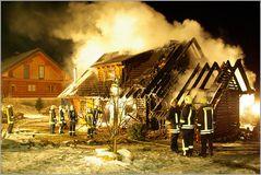 Gebäudebrand in Kleinich_02