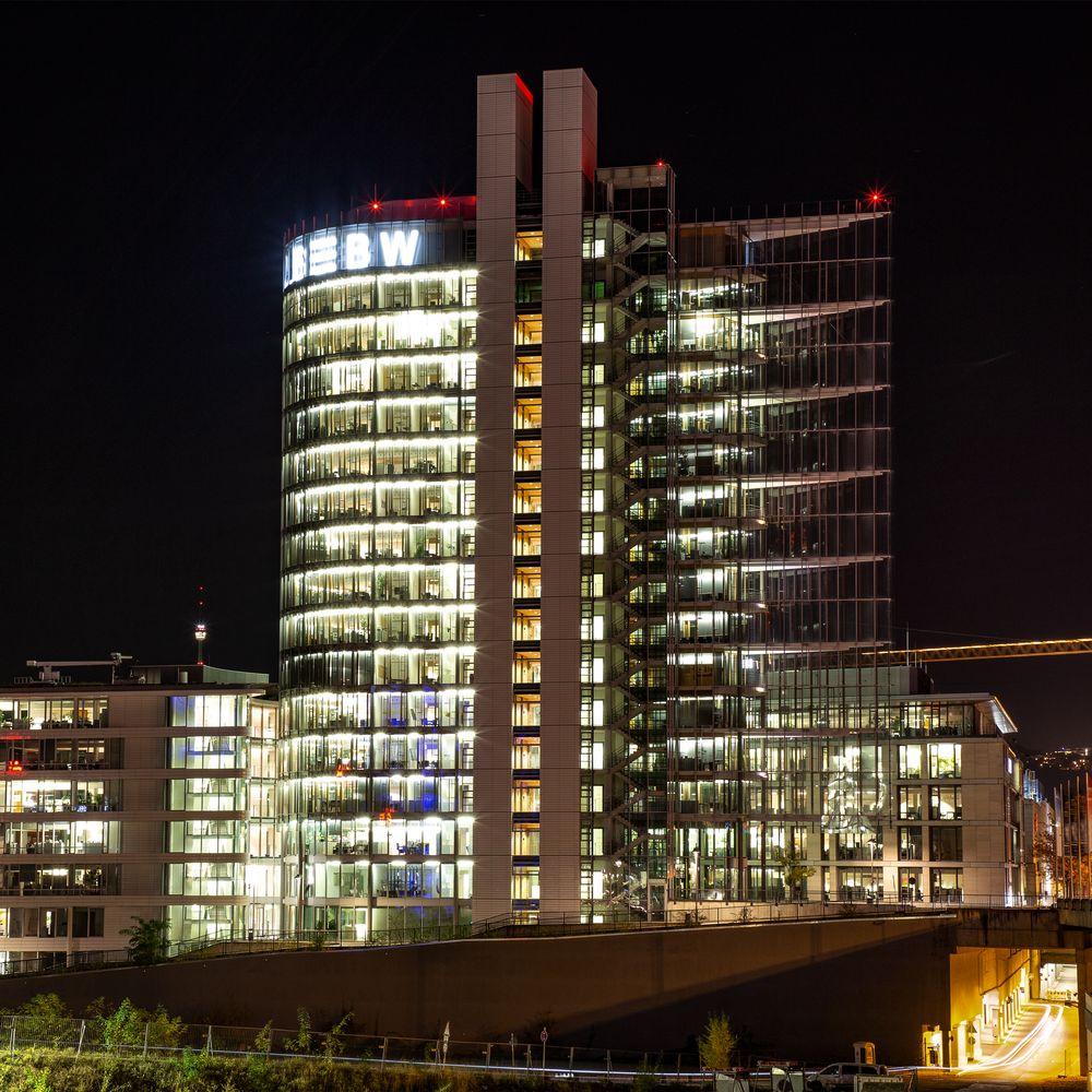 Gebäudemanagement - Die Stadt lebt, auch nachts.