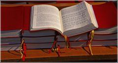 Gebet- und Gesangbuch für jeden, der es nutzen möchte.