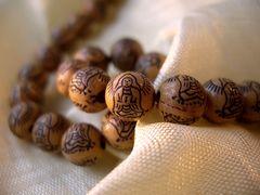 Gebetsschnur