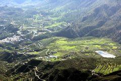 Gebirge auf Gran Canaria