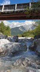 Gebirgsbach in Tirol