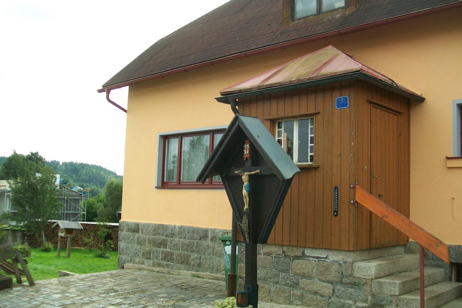 Geburtshaus von Sigrun Held