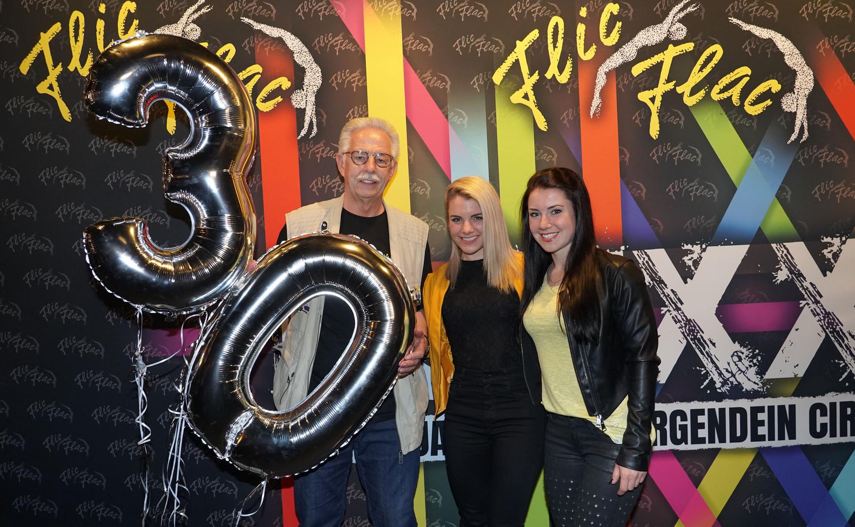 Geburtstag 30 Jahre Flic Flac