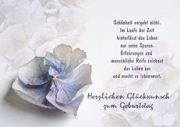 Geburtstagskarte Fur Die Altere Generation Foto Bild Karten Und